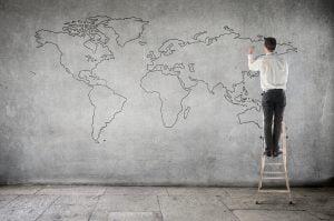 """תכנון רכישת נדל""""ן בחו""""ל על מפת עולם"""